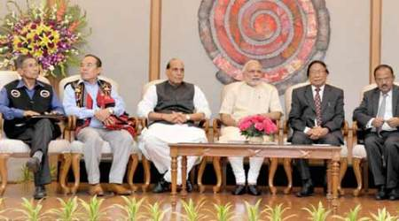 Naga peace accord, Naga peace agreement, narendra modi, NSCN-IM, NDA govt naga peace deal, Modi NSCN-IM peace deal, Nagaland CM Zeliang , Nagaland Independence day, independence day, northeast news, india news, nagaland news, latest news, top stories