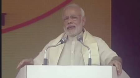 PM Modi takes on Nitish Kumar with special package forBihar