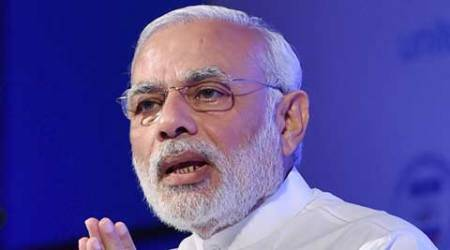 Narendra Modi, Modi Varanasi visit, Modi in Varanasi, shiksha mitras, Modi shiksha mitras, Varanasi rickshaw pullers, Modi rickshaw pullers meet, PM rickshaw pullers meet, Modi varanasi, Nation news, india news