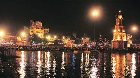 Norms set for shahi snan procession to Ramkundflouted