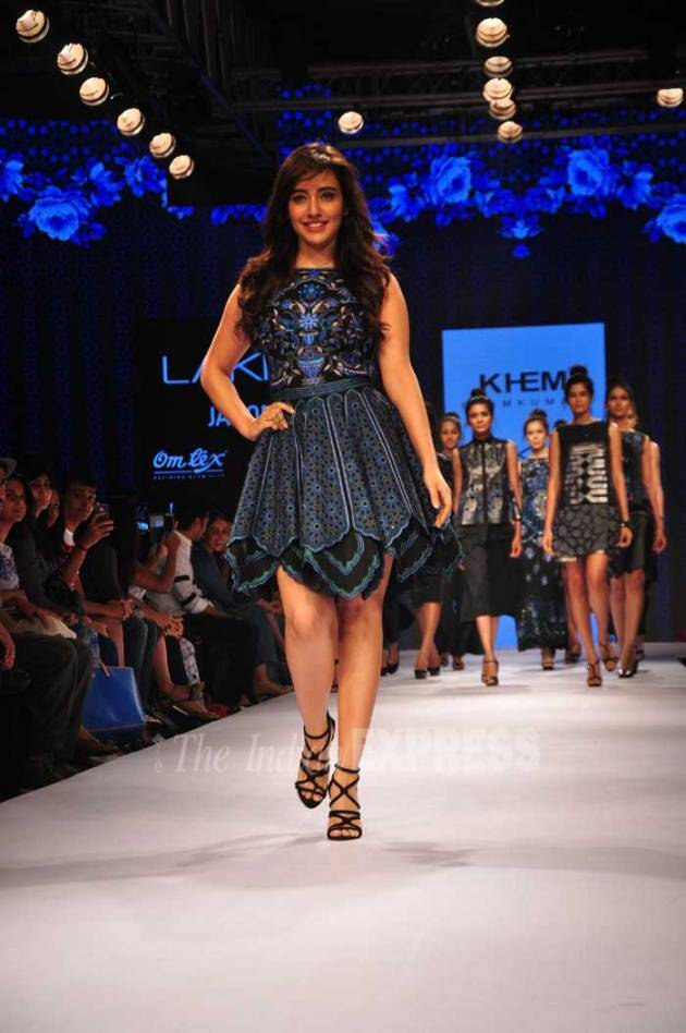 LFW 2015, Evelyn Sharma, Neha Sharma, Elli Avram, Prem Kumar, Pallavi Sharda, Aftab Shivdasani, Nin Dusanj, lakme fashion week, 2015, lakme fashion week, lakme fashion week pics, lfw 2015 pics, entertainment, bollywood
