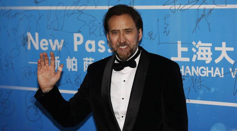 Nicolas Cage, Superman Lives, Nicolas Cage Superman, Nicolas Cage Superman Lives, Nicolas Cage Superman film, Actor Nicolas Cage, Nicolas Cage Movies, Entertainment news