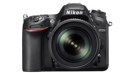Nikon D7200 D-SLR camera Express Review: Going smart with wireless