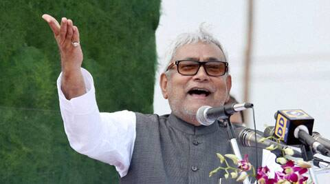 Nitish Kumar's new line: Bihar, choose Bihari (me) over bahari (Narendra Modi)