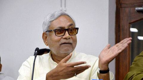 BJP mocks Nitish, says he 'fell at the feet of Lalu Prasad' to continue in power