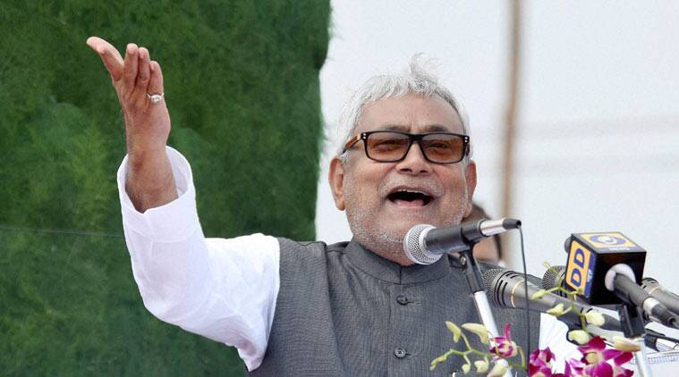 In a show of strength, the Grand Alliance of JD(U), RJD and Congress held a Swabhiman rally in Patna on Sunday afternoon.