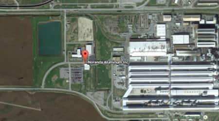 Large explosion rocks southeast Missouri aluminumplant