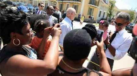 Barack Obama, Katrina, New Orleans, Hurricane Katrina, Dooky Chase, New Orleans Katrina, Barack Obama Katrina, international news, news