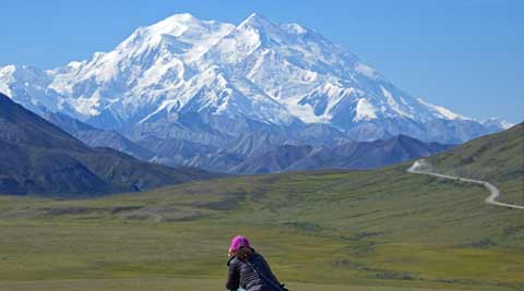 Tallest peak in North America Mount McKinley to be renamed Denali