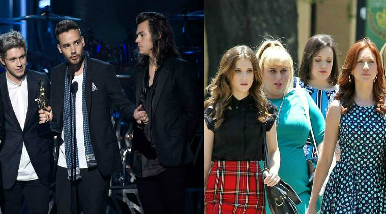 Pitch Perfect 2, One Direction