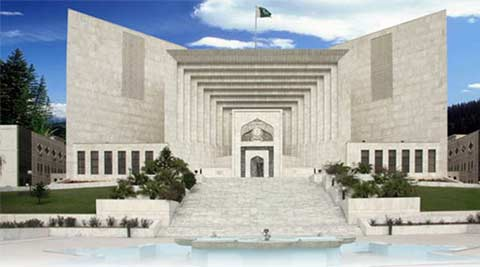 Pakistan Supreme Court to allow military trials in terror cases