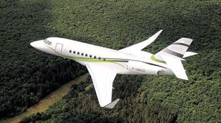 Falcon 2000S yet to join state fleet