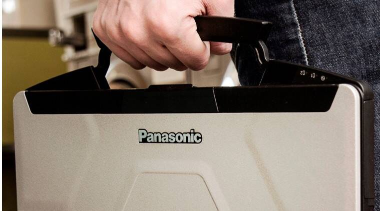 Panasonic, Panasonic Toughbook, Panasonic Toughbook CF-54, technology news
