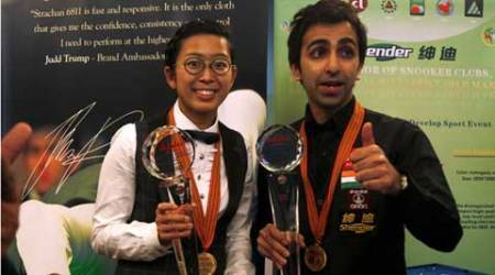 Pankaj Advani bags 13th World Snooker Championship