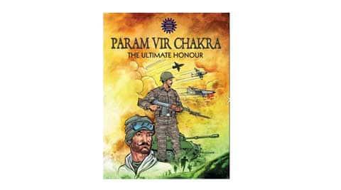 Amar Chitra Katha, Amar Chitra Katha Param Vir Chakra Comic, Param Vir Chakra, Param Vir Chakra Awardees, Param Vir Chakra winners, Param Vir Chakra list of winners, Winners of Param Vir Chakra, Amar Chitra Katha Comic, Social media