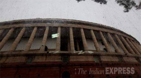 monsoon session, gst bill, parliament gst bill, parliament, parliament washout, parliament session, parliament monsoon session, monsoon session washout, monsoon session parliament, venkiah naidu, sushma swaraj, parliament chaos, india news, indian express
