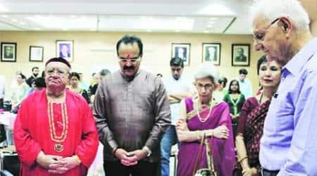 Delhi's Parsi community celebratesNavroz