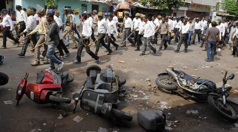 Hardik Patel, Patidar protest, Gujarat Protest, Patel, India, News, Gujarat curfew, violence Gujarat, Gujarat news