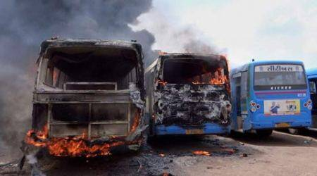 Patidar agitation: AAP slams police action on supporters and destruction of publicproperties