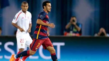 Chelsea sign Barcelona forward Pedro Rodriguez