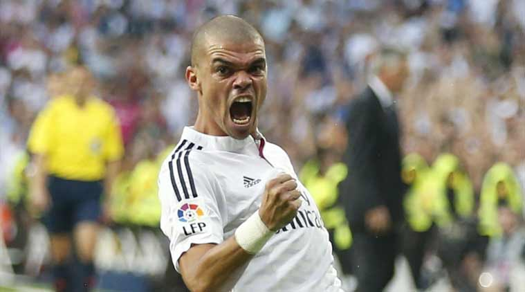 Pepe, Pepe Spanish La Liga, Spanish La Liga Pepe, Pepe Real Madrid Pepe, Pepe Real Madrid, Real Madrid Pepe defender, Football News, Football