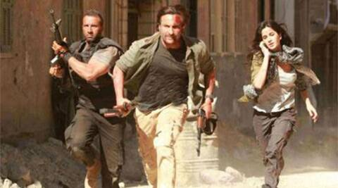 Saif Ali Khan, Katrina Kaif's 'Phantom' earns Rs 21 crore in two days