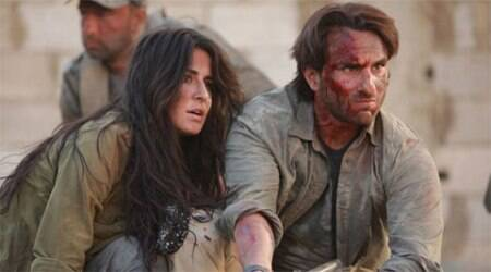 Phantom movie review: This Katrina Kaif, Saif Ali Khan thriller has no crackle, only fizz