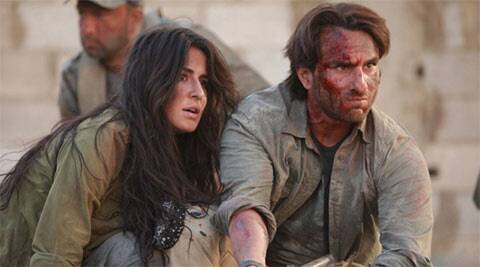 Phantom review, Phantom, Phantom movie review, Saif Ali Khan, Katrina Kaif, Saif Katrina Phantom, Phantom reviews, movie reviews, Phantom trailer