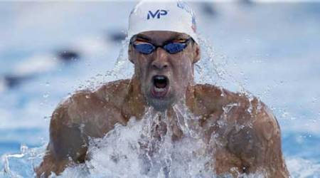 Michael Phelps clocks fastest time of year at WorldChampionship