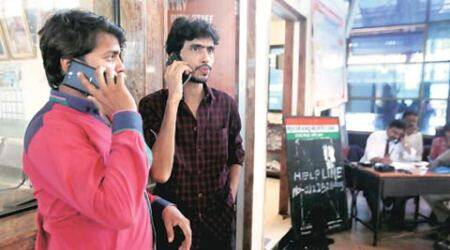 Helping Hand: In Mumbai, 2 TTEs take charge of helpline to calm anxious relatives