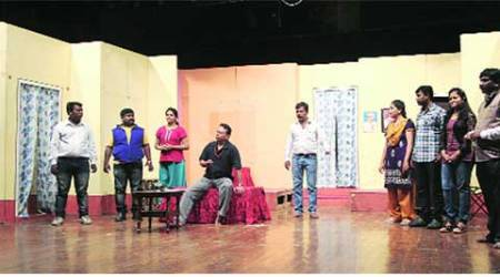 Dabholkar's ideology inspires Marathi play on anti-superstition