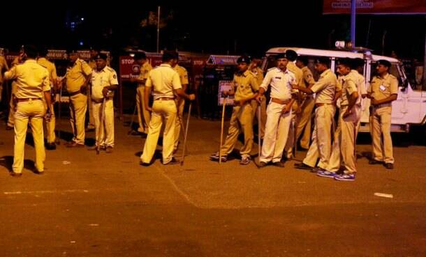 police, ahmedabad police, police clash, gujarat police clash, india news,latest news