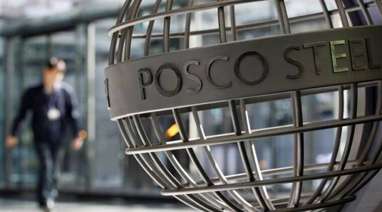 Posco To Ngt Not Starting Work On Odisha Steel Project