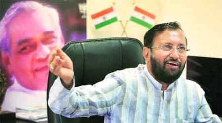 Prakash Javadekar, green clearance, Environment Minister Prakash Javadekar, environmental clearances, environmental damages, industry environmental clearance, afforestation, tiger conservation, environmental pollution, bjp government, india news, nation news