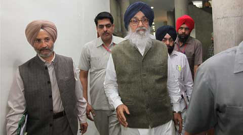 Parkash Singh Badal, Amarinder Singh, Punjab Chief Minister, CM of punjab, punjab turbulent time, SAD punjab, BJP punjab, Punjab news, latest news