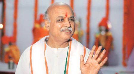 Those talking about independent Kashmir should go to Pakistan, says VHP leader PravinTogadia
