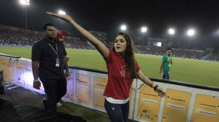 Preity Zinta, Preity Zinta KXIP, IPL Spot Fixing, IPL Meeting, IPL fixing, IPL Controversy, Spot Fixing IPL, Indian Premier League, Kings XI Punjab, IPL News Today, Cricket News