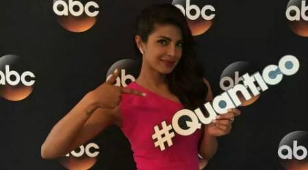 Priyanka impresses with her appearance on 'Quantico' panel
