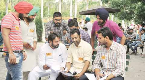 Panjab University, Panjab University elections, PU elections, PUCSC, PU students elections, PUSU elections, Chandigarh news, campus news, education news, latest news