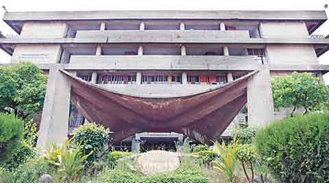 Panjab University, Funding, PU funding, Board of Finance, ABV, Chandigarh news