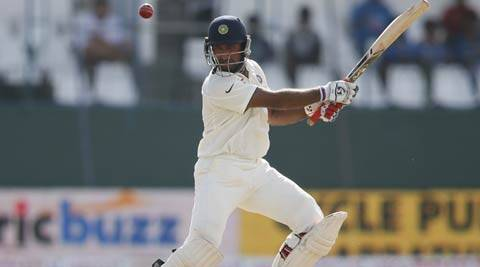Cheteshwar Pujara, Cheteshwar Pujara India, Pujara, Pujara India, Pujara 100, India vs Sri Lanka, Ind vs SL, India vs Sri Lanka 2015, India tour of Sri Lanka, cricket news, cricket