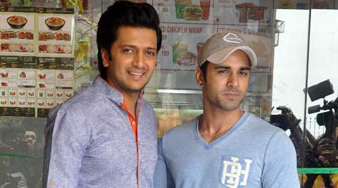 Pulkit Samrat happy to find an elder brother in Riteish Deshmukh