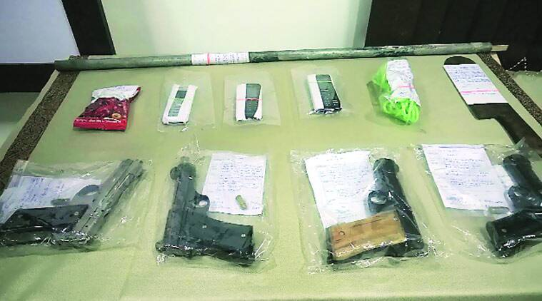 pune illegal firearms, pune news, illegal arms pune, maharashtra firearms, pune news, city news, maharashtra news