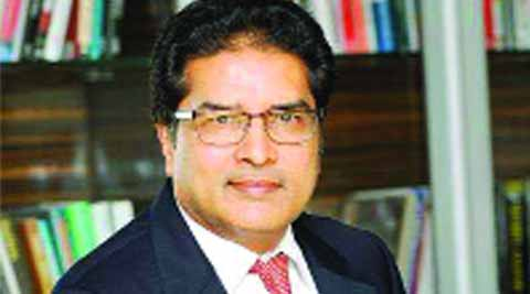 The index is sick, but there are good stories that need to be identified: Raamdeo Agrawal