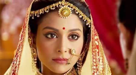 Rachana Parulkar excited over new look in '…Maharana Pratap'