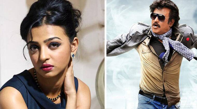 Radhika Apte, rajinikanth, actress Radhika Apte, Radhika Apte rajinikanth, Radhika Apte movies, actress Radhika Apte, badlapur, manjhi, Radhika Apte south movies, entertainment news
