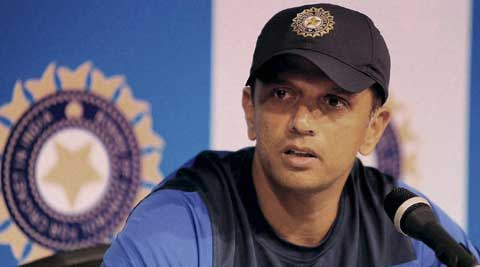 Reverse Swing: Rahul Dravid for President