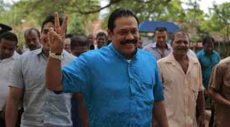 Sri Lanka, parliamentary election, textbook election, Mahinda Rajapaksa, Mahinda Deshapriya, Sri Lanka elections, iecolumnist, Navin B Chawla, The Indian Express