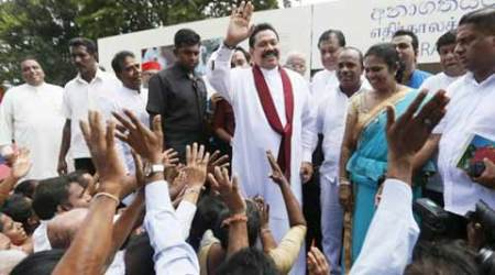 Sri lanka elections, Sri Lanka assembly elections, Mahinda Rajapaksa, Rajapaksa, Maithripala Sirisena, Sri Lanka government, Sri Lanka LTTE, Sri lanka election news, Sri lanka news, world news, top stories, latest news, indian express, indian express editorial