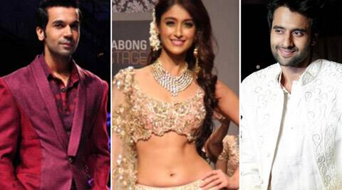 Rajkumar Rao, Jackky Bhagnani, Ileana D'Cruz, Patralekha, yami Gautam, Bhagyashree, Isha Koppikar, Lauren Gottlieb, Divya Khosla Kumar, Tahir Raj Bhasin, Ramp For Champs, fashion Show, Ramp Walk, Entertainment news